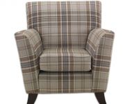 Accent-Chair-Mink-Tartan